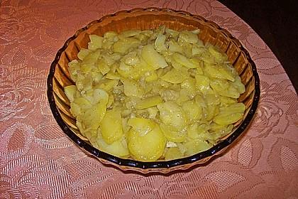 Schwäbischer Kartoffelsalat 45