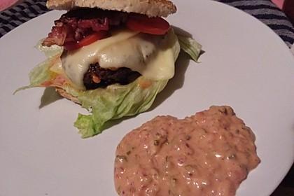 Hamburgersauce 5