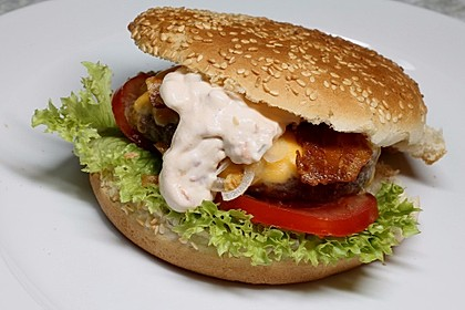 Hamburgersauce 1