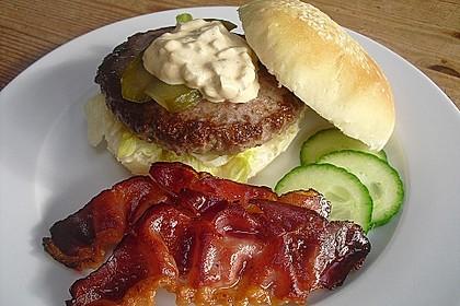 Hamburgersauce 0