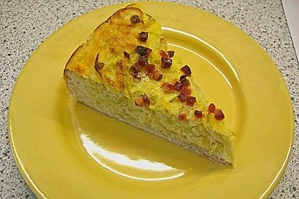Deftiger Zwiebel - Lauch - Kuchen 10