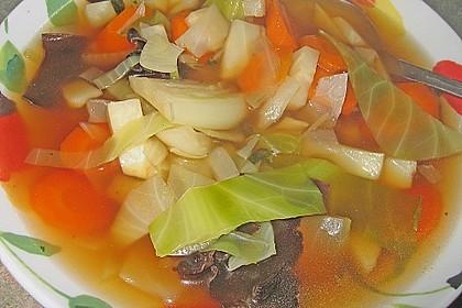 Ischileins vegetarischer Leckerschmecker-Eintopf 2