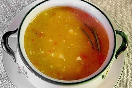 Kartoffel-Käse Suppe 0