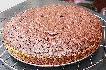 Veganer Schokoladenkuchen 1