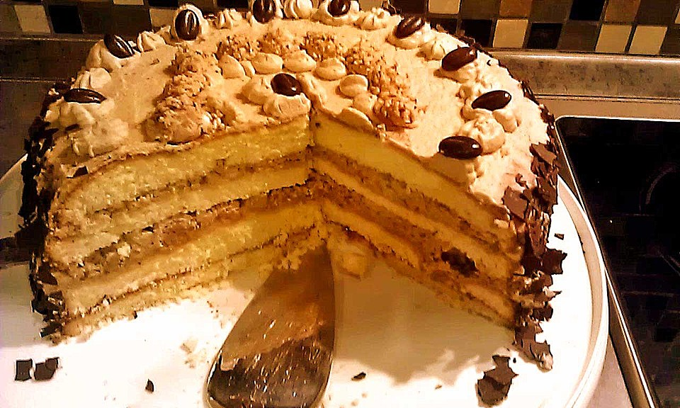 Buttercreme torte lagern