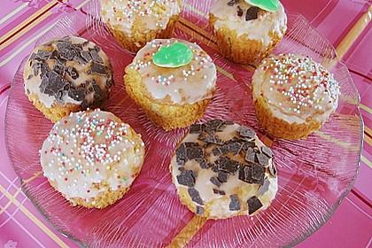 Rührteig - Muffins 12
