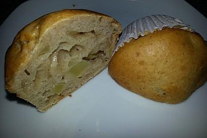 Feine Apfel - Muffins 25