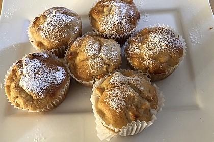 Feine Apfel - Muffins 14