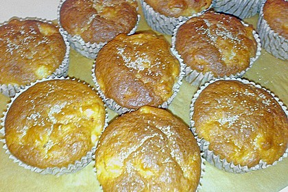Feine Apfel - Muffins 18