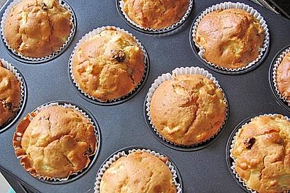 Feine Apfel - Muffins 9