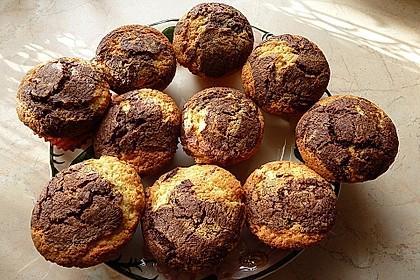 Feine Apfel - Muffins 11
