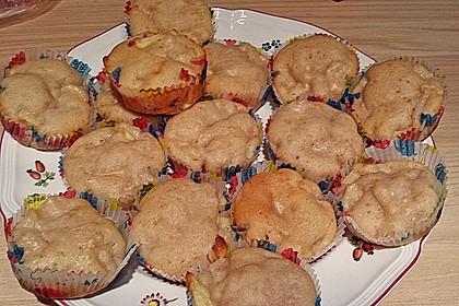 Feine Apfel - Muffins 43