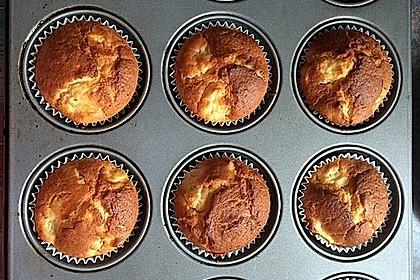 Feine Apfel - Muffins 16