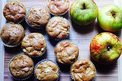 Feine Apfel - Muffins 17