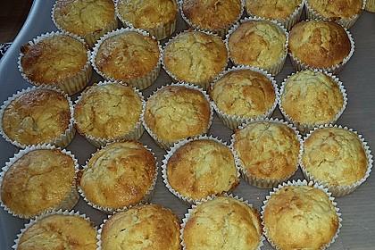Feine Apfel - Muffins 24