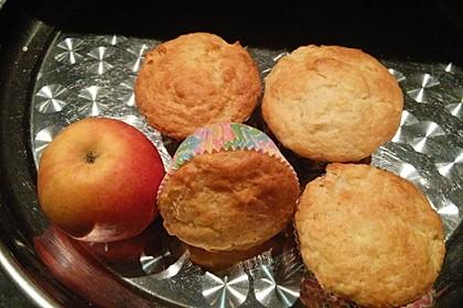 Feine Apfel - Muffins 32