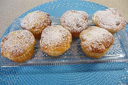 Feine Apfel - Muffins 3