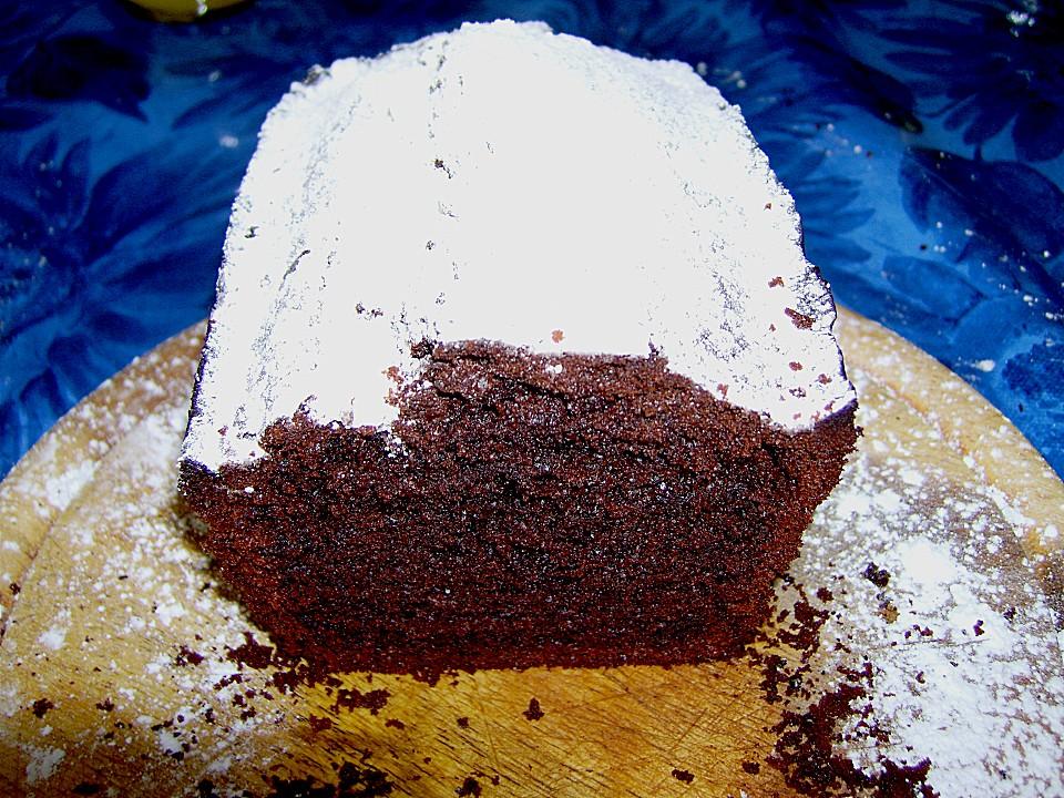 nuss nougat kuchen mit schokofl ckchen von mon ti82. Black Bedroom Furniture Sets. Home Design Ideas