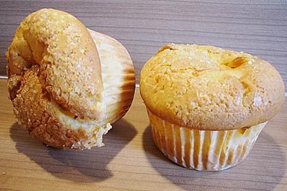 Marmelade - Frischkäse - Muffins