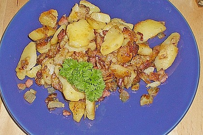 Bratkartoffeln 40