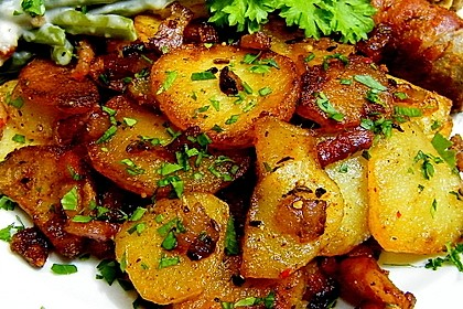 Bratkartoffeln 7