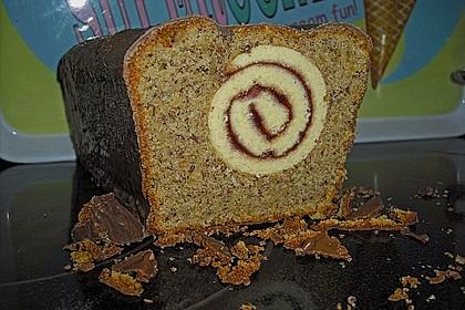 Rouladen - Schoko - Nusskuchen 57