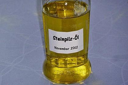 Steinpilzöl 2
