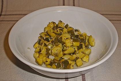 Zucchini Napoli 12