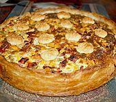 Pizza - Torte (Bild)