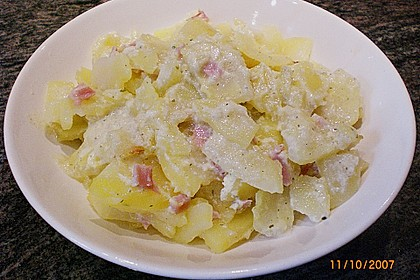 Kohlrabi-Kartoffel Auflauf 8