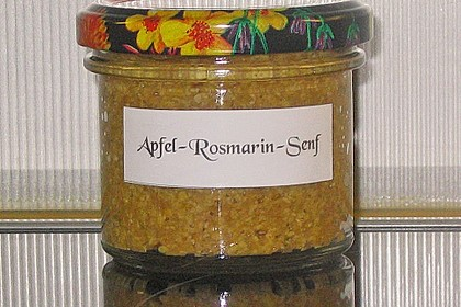 Rosmarin - Apfel - Senf 7