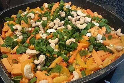 Süßkartoffel-Curry 28