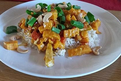 Süßkartoffel-Curry 7