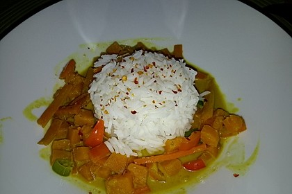 Süßkartoffel-Curry 12