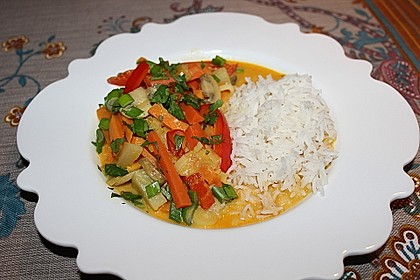 Süßkartoffel - Curry 19
