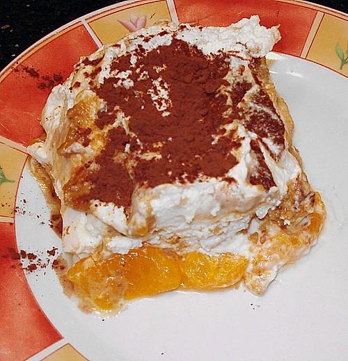 Amaretti - Mandarinen - Tiramisu (Rezept mit Bild) | Chefkoch.de