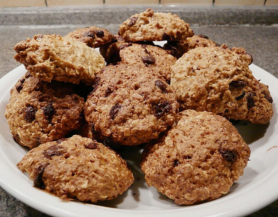 joghurt haferflocken kekse rezept mit bild von simone11. Black Bedroom Furniture Sets. Home Design Ideas