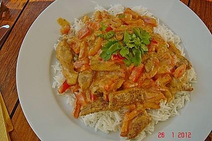 Dickes rotes Thai - Curry mit Schweinebauch und grünem Pfeffer 2