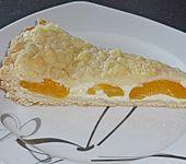 Tarte aux apricots (Bild)