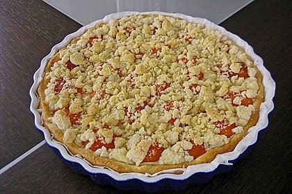 Tarte aux Abricots 11