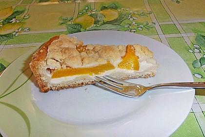 Tarte aux Abricots 77
