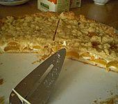 Tarte aux apricots
