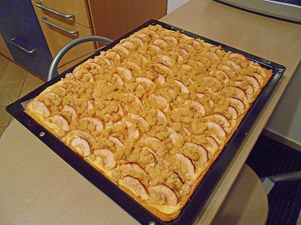 yemek: apfel streusel kuchen blech [16]