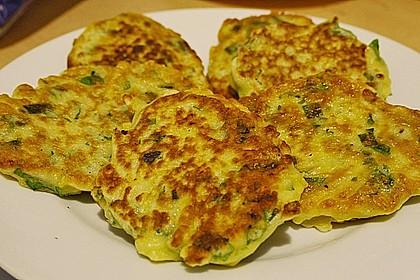 Kräuter-Bärlauch Pfannkuchen 1
