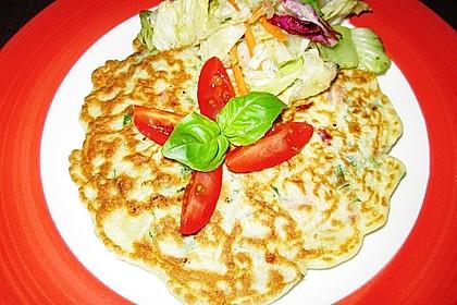 Kräuter-Bärlauch Pfannkuchen 2