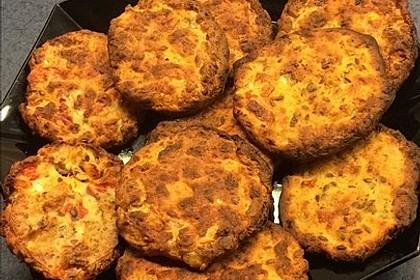 Hüttenkäse - Kekse 1