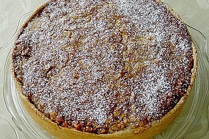 Apfelkuchen mit Walnusscreme 31