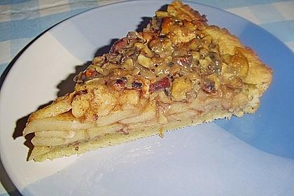 Apfelkuchen mit Walnusscreme 46