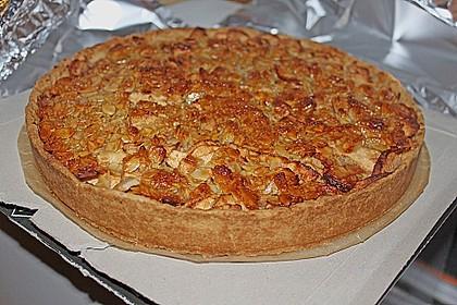 Apfelkuchen mit Walnusscreme 28