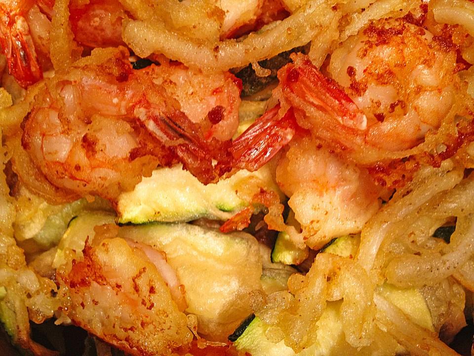 tempura teig rezept